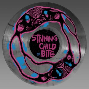 Image of STNNNG / Child Bite - Split LP