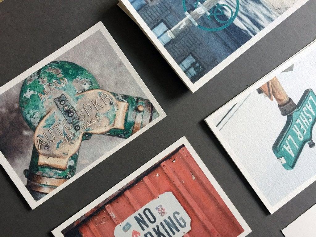 Image of Sidewalk Botanist Postcards: Complete Set of 50