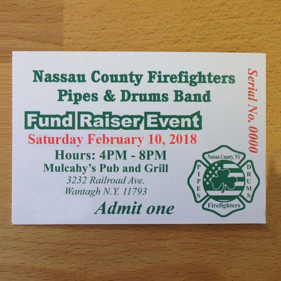 Image of NCFF Annual Fundraiser Event Ticket