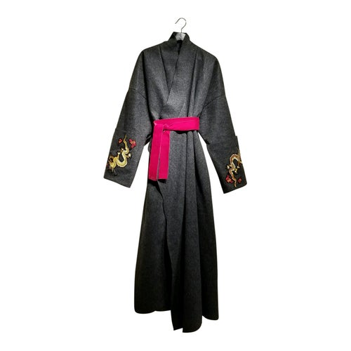 Image of The Maddy Habachi Coat