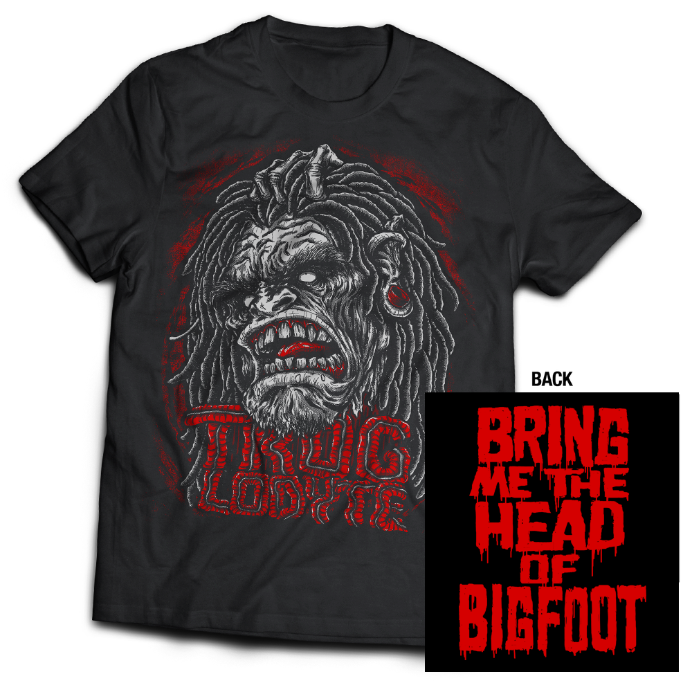 Image of BRING ME THE HEAD OF BIGFOOT