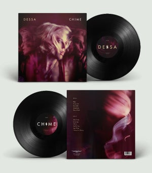 Image of Chime LP - Dessa (STANDARD PRE ORDER) [with shirt]