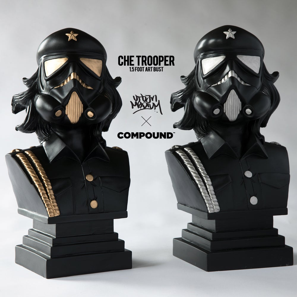 Image of 18-Inch CheTrooper / Compound Edition