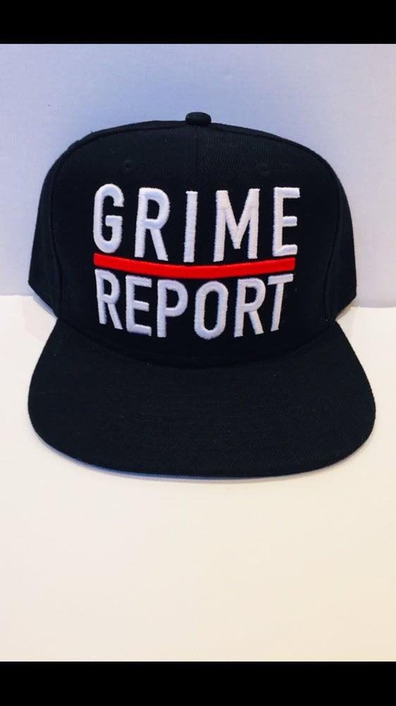 Image of New Limited BlueCheese & GrimeReport Snapback