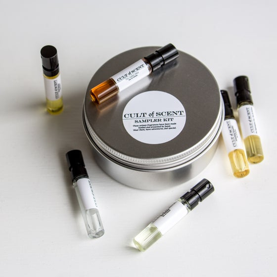Image of Cult of Scent Sampler Kits