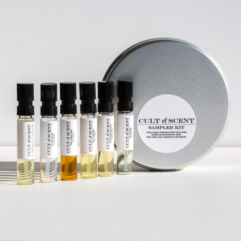 Image of Cult of Scent Sampler Kits