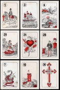 Image of Dutch Lenormand c. 1868