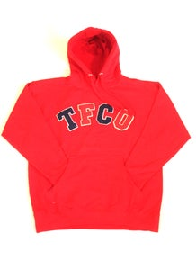 Image of TFCO RED SWEATER