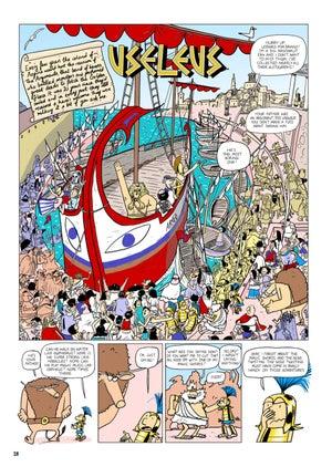 Image of Useleus: A Greek Oddity by Alexander Matthews and Wilbur Dawbarn