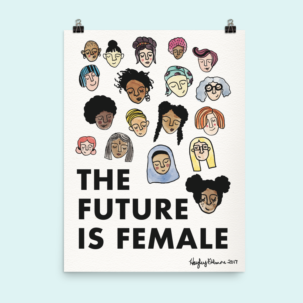 Image of The Future Is Female