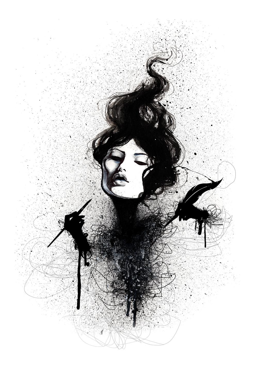 Image of Ink:Blood