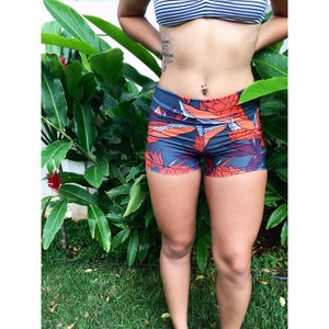 Image of Luxe Workout Shorts