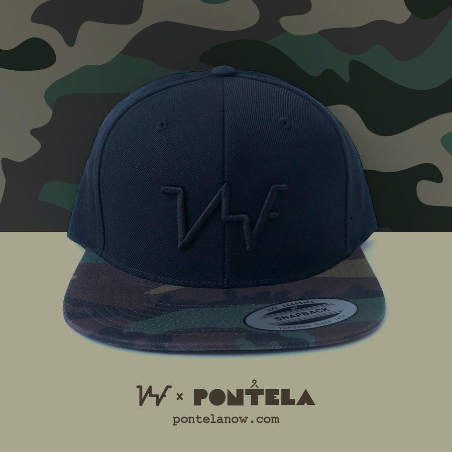 Image of VMF x Pontela Black / Camo