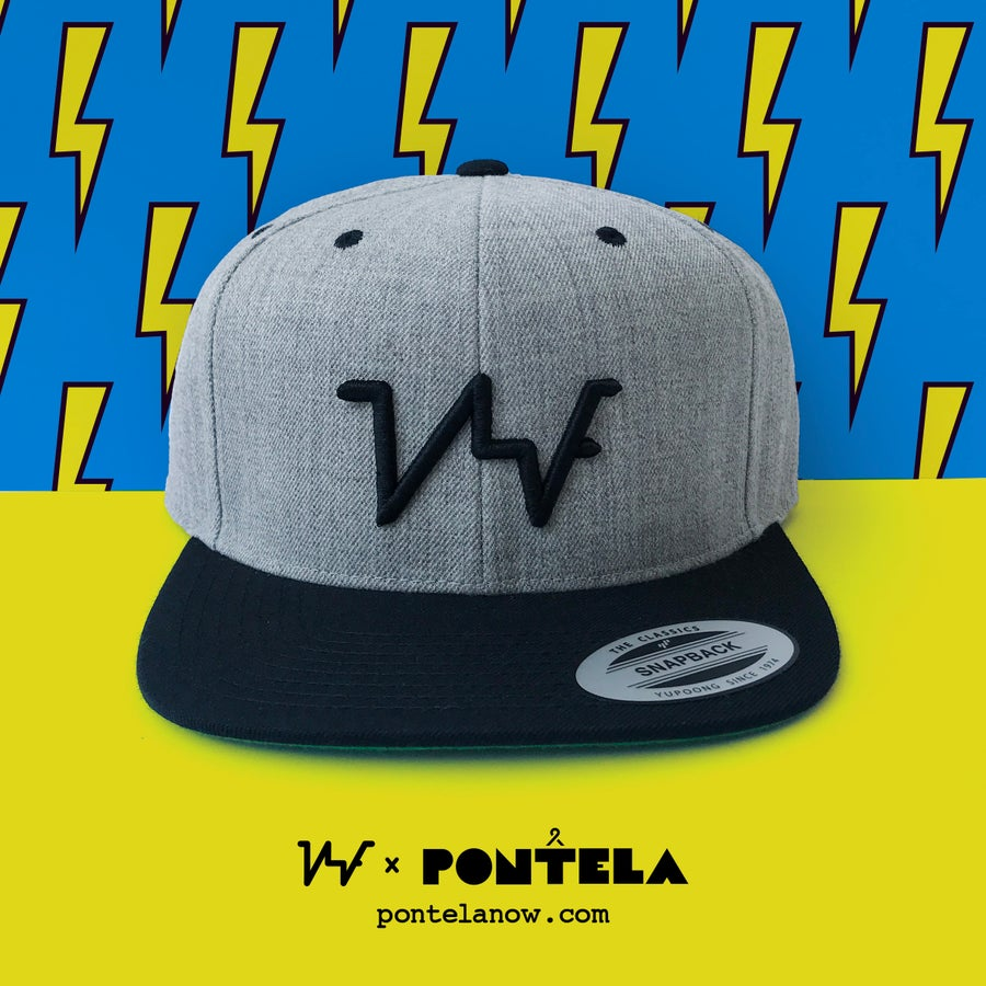 Image of VMF x Pontela Gray Mix / Black