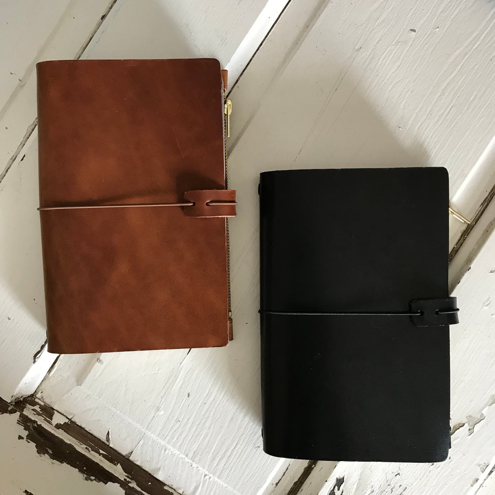 Image of Leather Portfolio