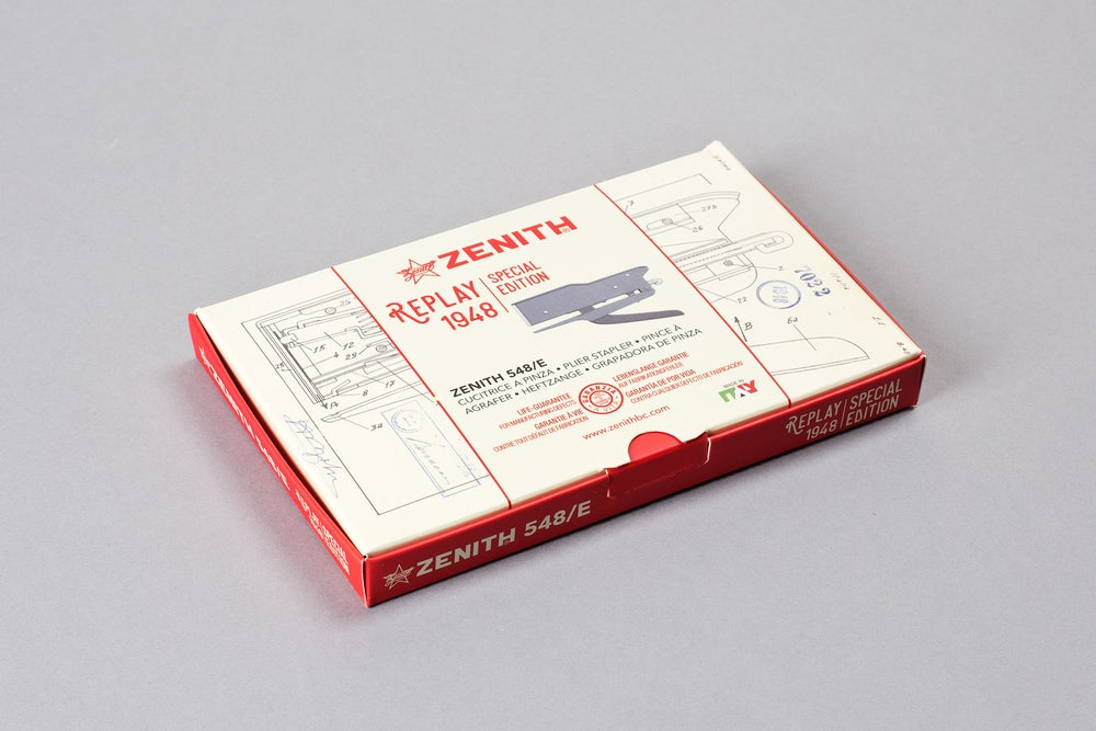 Image of ZENITH 548 E REPLAY 1948, ED. SPECIALE