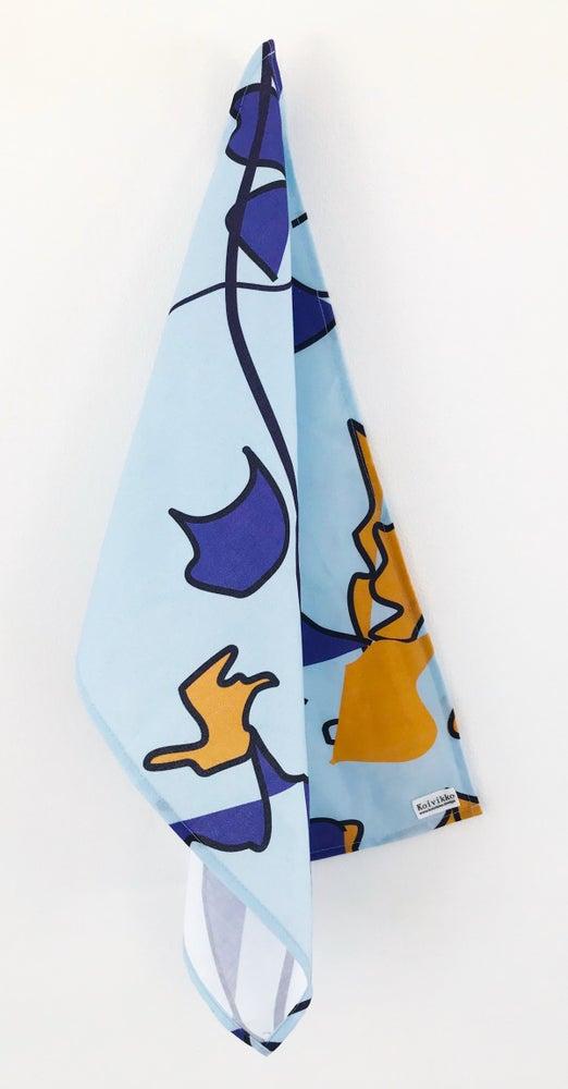 Image of Oksa, light – Kitchen towel