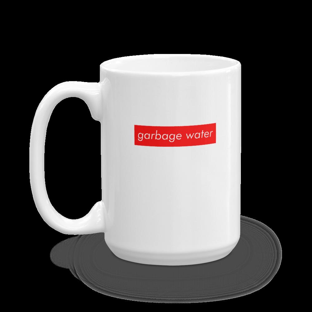 Image of Garbage Water  Coffee Mug