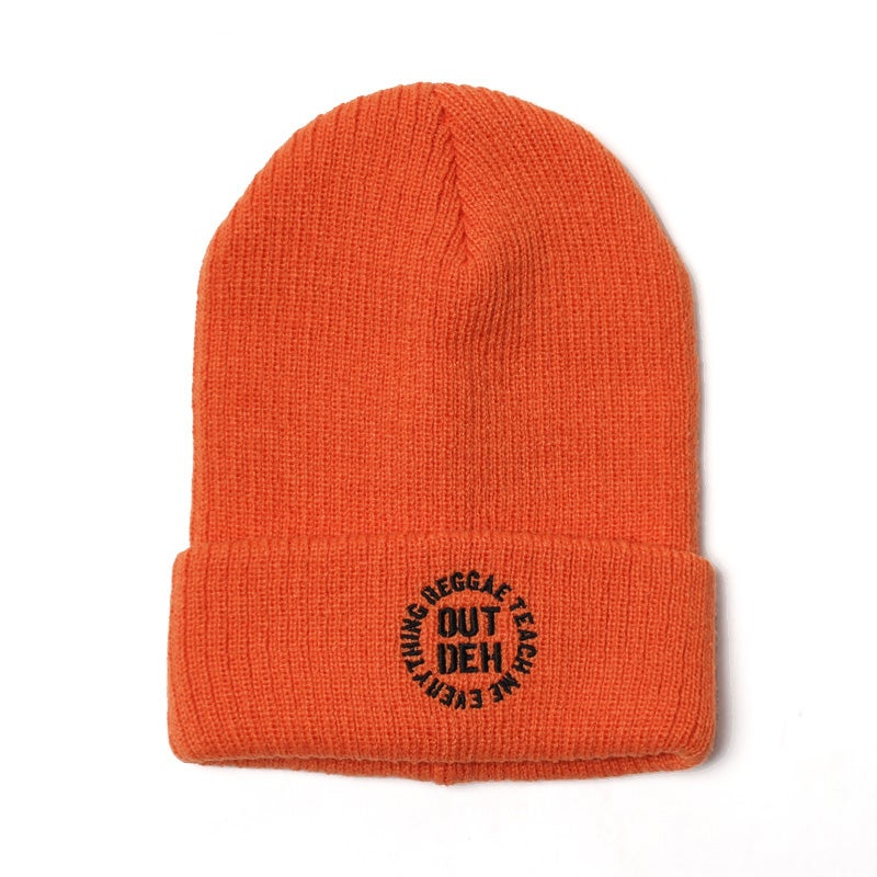 Image of Out Deh x RTME Hat Orange