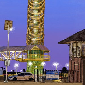 Image of Queens Wharf Tower