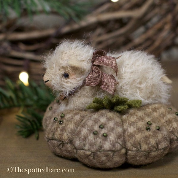 Image of Liddle Lamzy Divey ~ Lamb kit