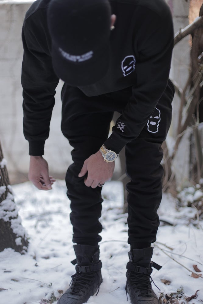 Image of Ski Mask Sweatsuit