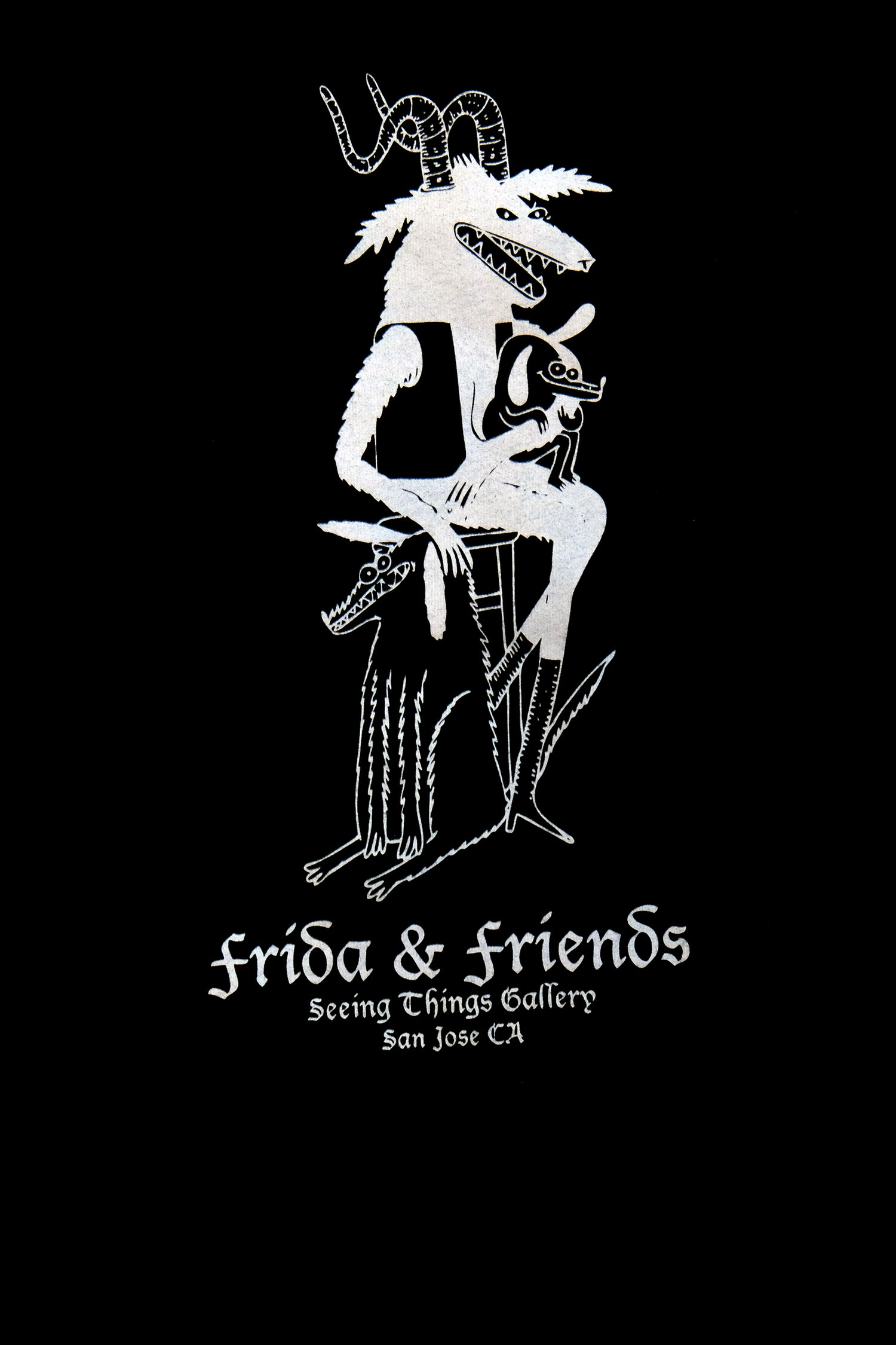 Image of Frida & Friends girls t shirt