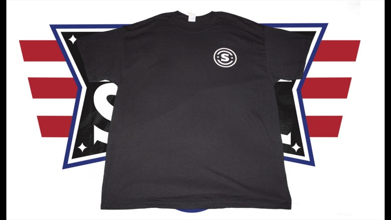 Image of Tyler Steel 3rd Gear T-Shirt (Black)
