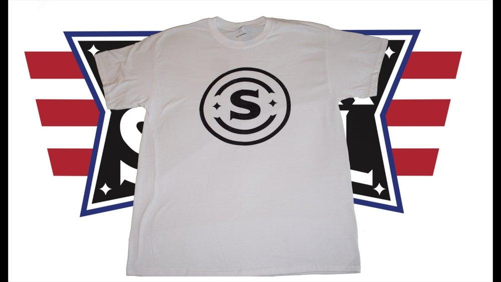 Image of Large S (White)