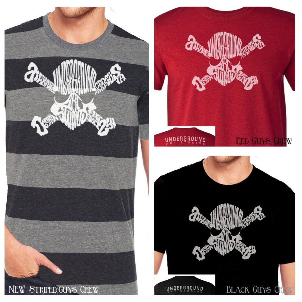 Image of Skull & Bones Tees (Guys)