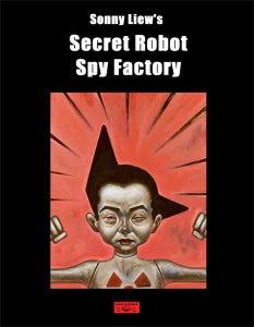 Image of The Secret Robot Spy Factory