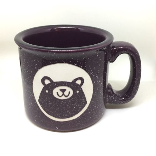 Image of bear camp mug (new colors)