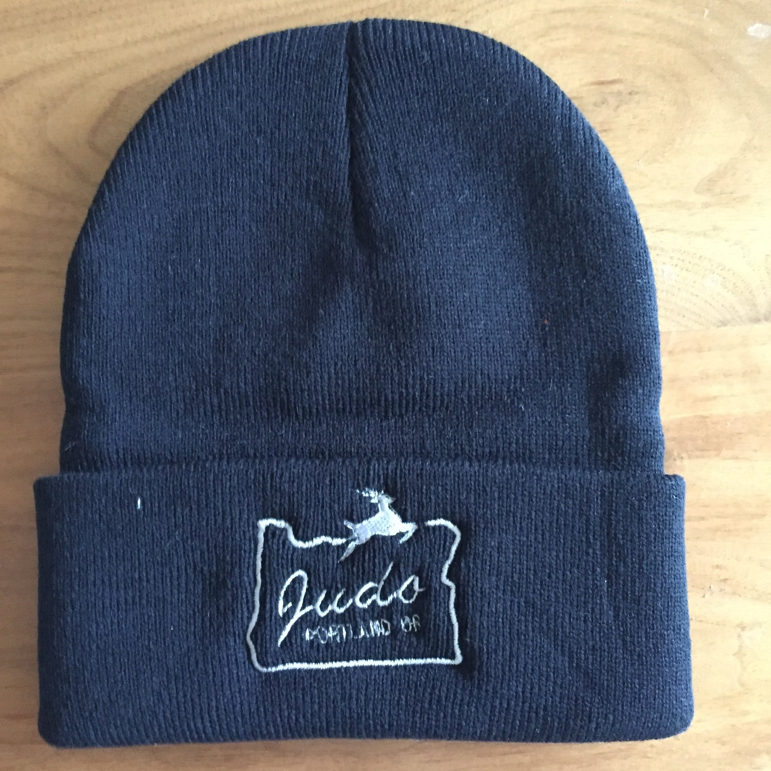 Image of Portland, OR Judo Beanie