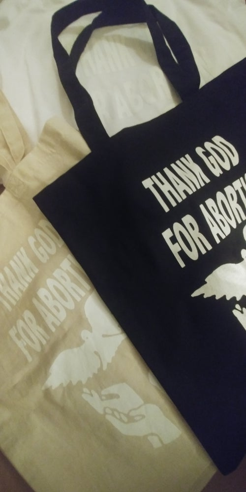 Image of NEW! TGFA TOTE BAG