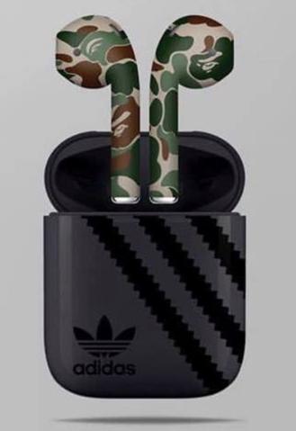 Nike Air Max 1 Yeezy Airpod Personnalisés