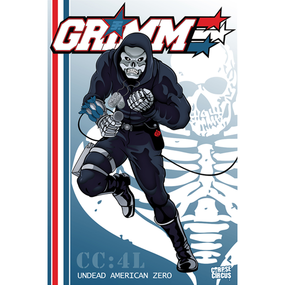Image of G.I. Dumb (Poster)