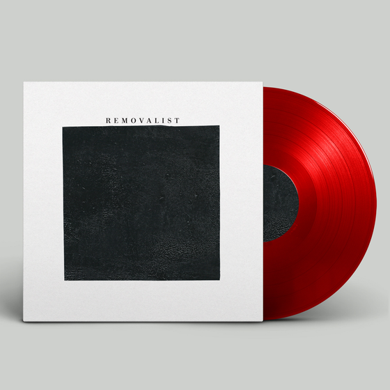 Image of REMOVALIST S/T LP (Red)