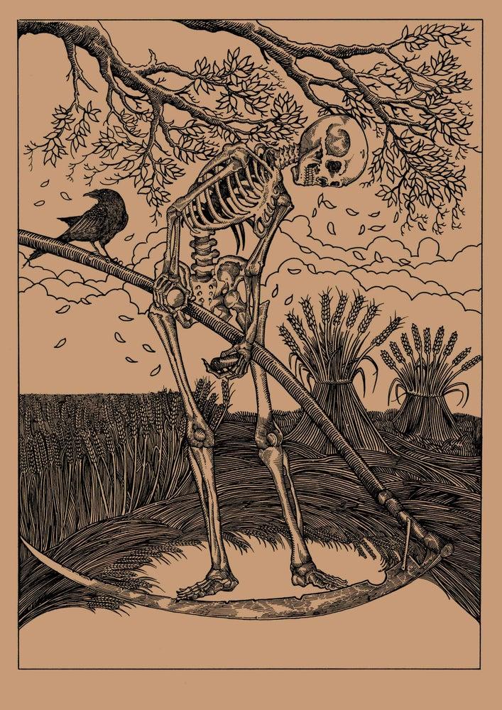 Image of The final harvest (Golden harvest Variant)