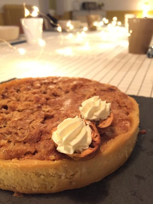 Image of tarte aux noix