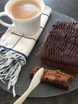 Image of Gâteau Belle Mère (recette à base de café)