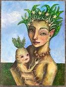 """Image of Andrew Thornton: """"Strange Botany #4"""""""