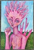 """Image of Andrew Thornton: """"Strange Botany #10"""""""
