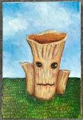 """Image of Andrew Thornton: """"Strange Botany #11"""""""