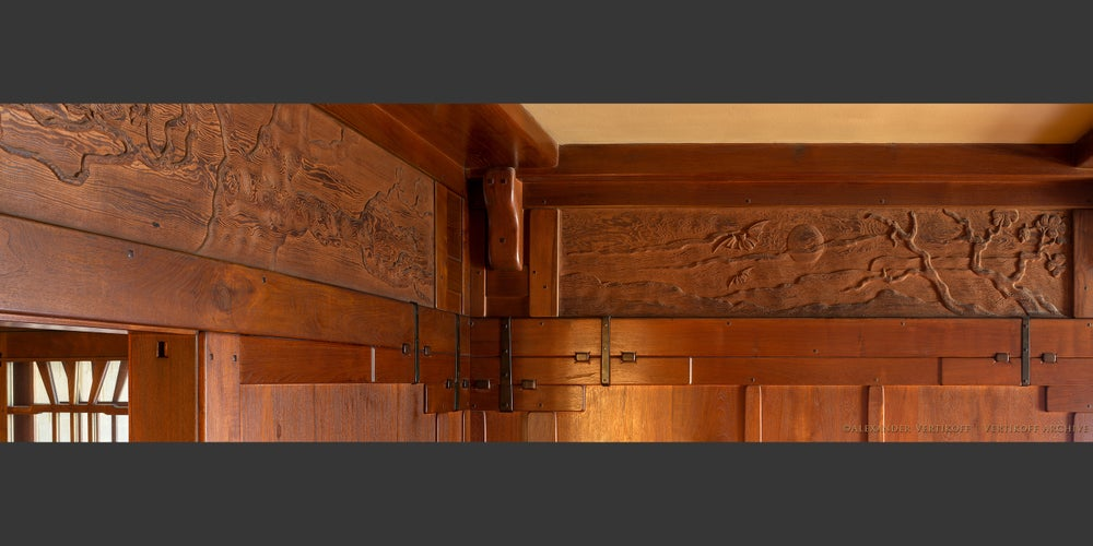 "Image of ""Full Moon Frieze"" 
