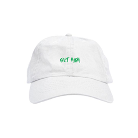 Image of GET HIGH DAD HAT