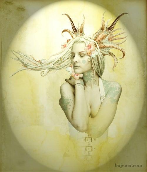 Image of RAN~Norse Goddess of The Sea