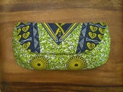 Image of African Curvy Clutch