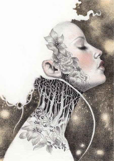 "Image of ""Rosina Leckermaul"" Limited Edition Print"