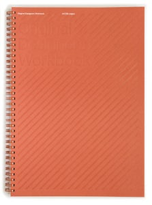 Image of Original Designers Workbook - Red