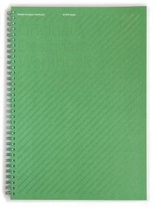 Image of Original Designers Workbook - Green